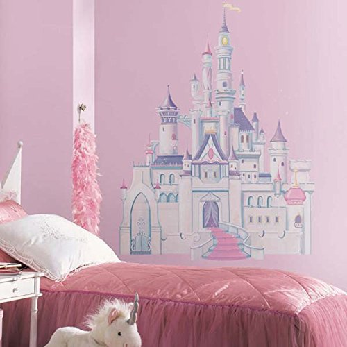princess castle wall decalls