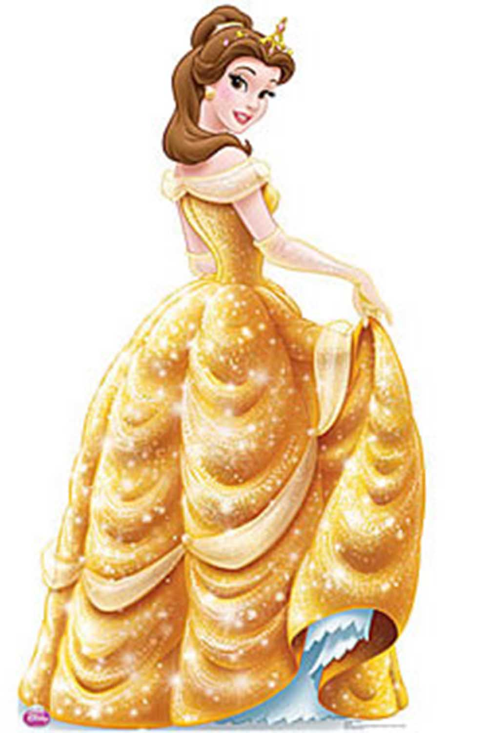 disney princess standee