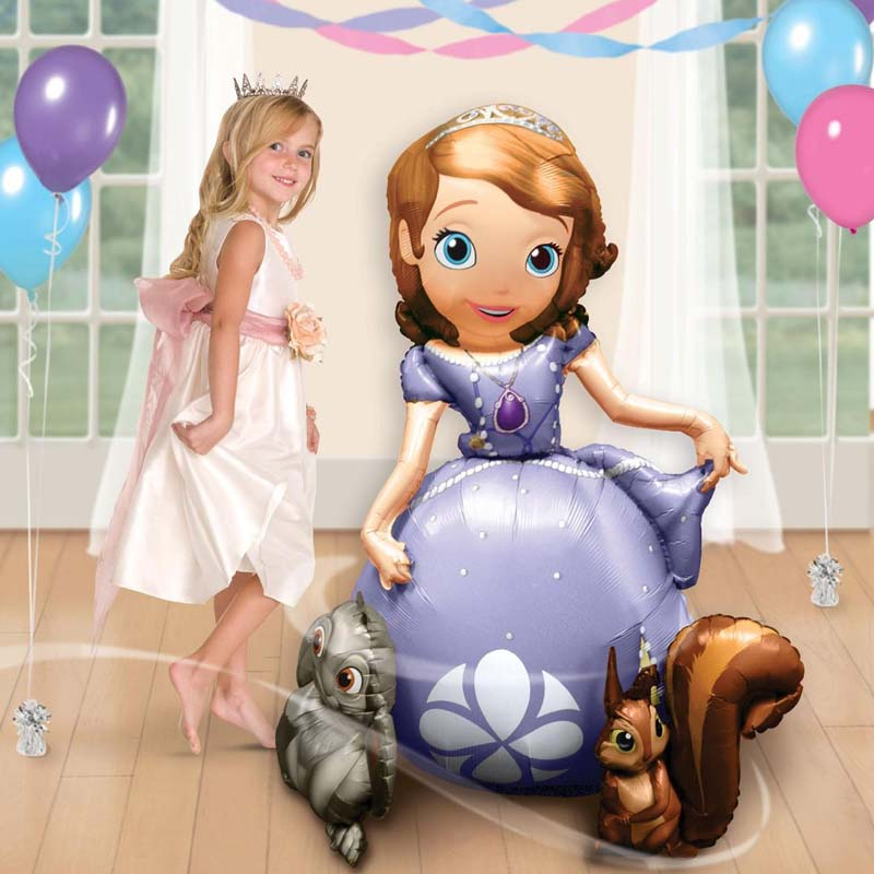 princess airwalker balloon
