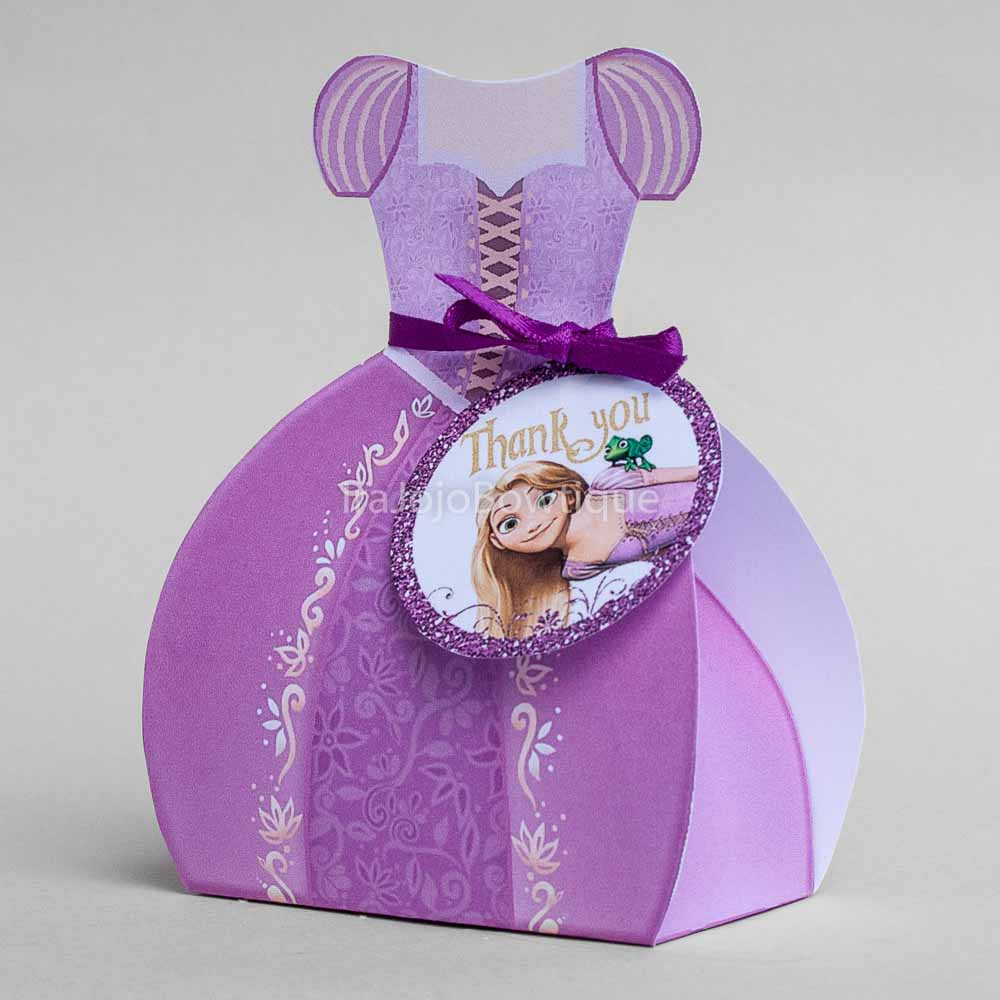 disney princess favor boxes