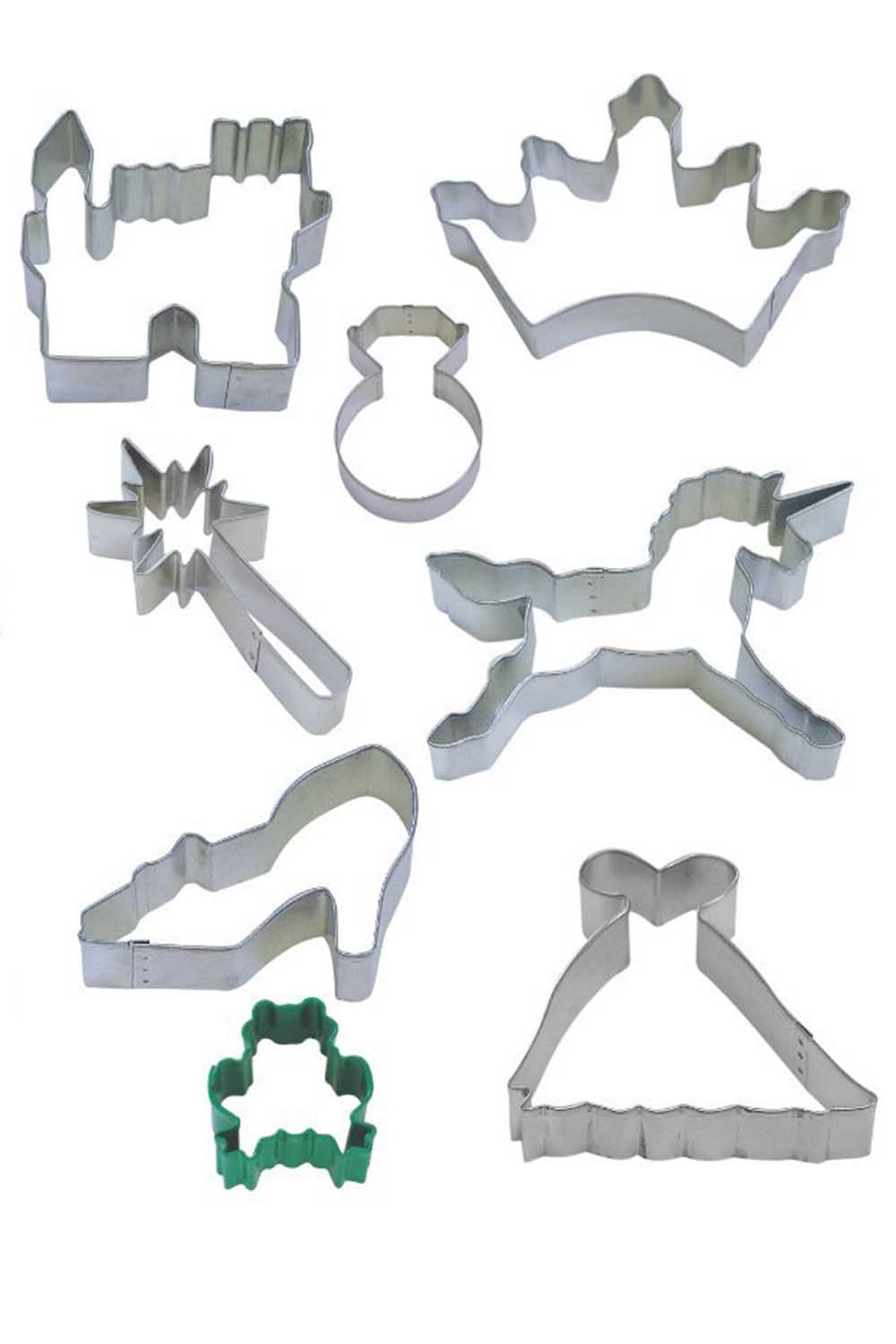 princess cookie cutters