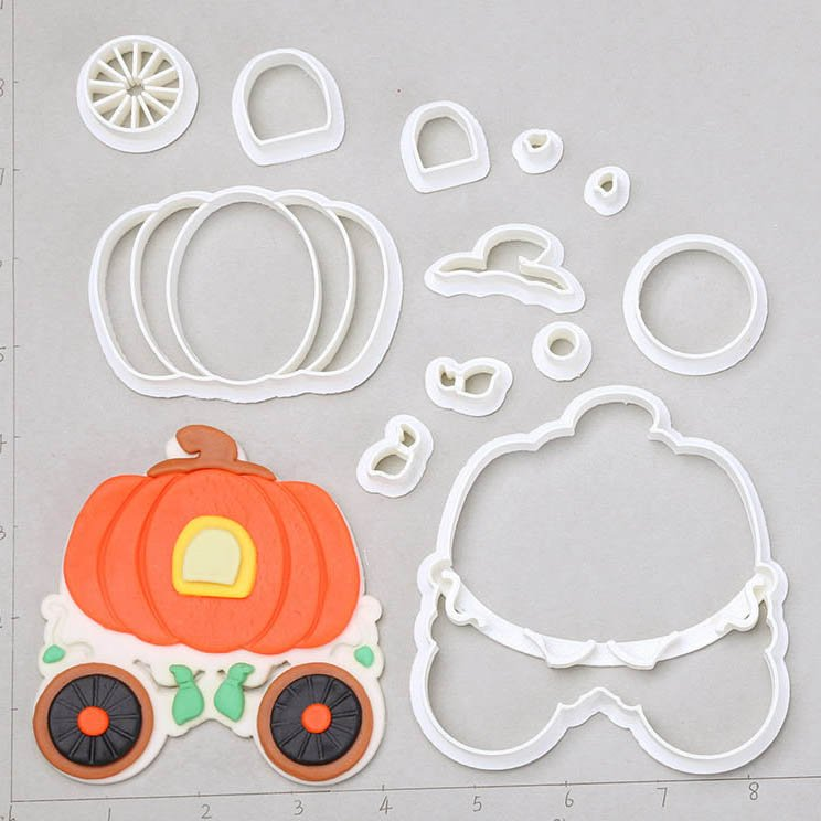 princes carriage cookie cutter