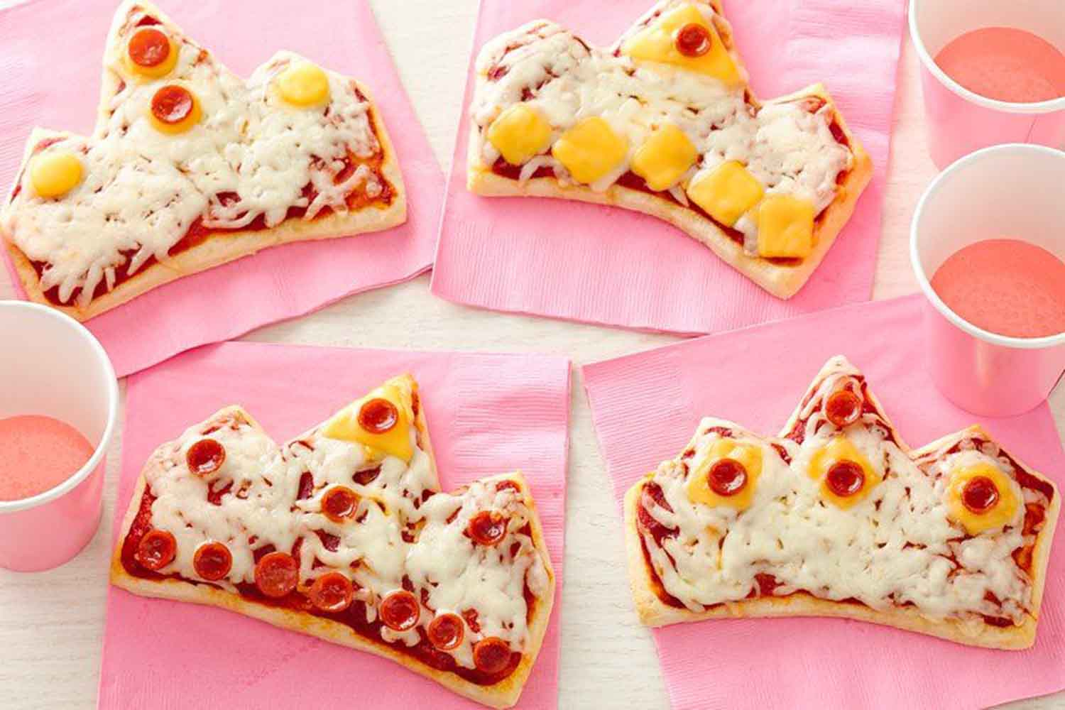 princess pizzas