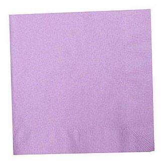 lavendar napkin