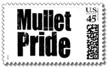 redneck postage stamps