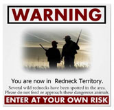 redneck posters