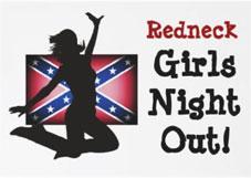 redneck  birthday invitations