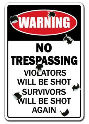 redneck party decorations signs