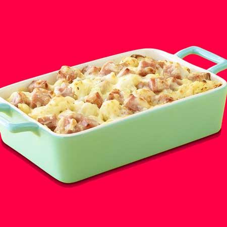 redneck party food Spam casserole