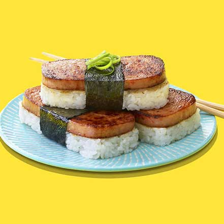 redneck spam sushi