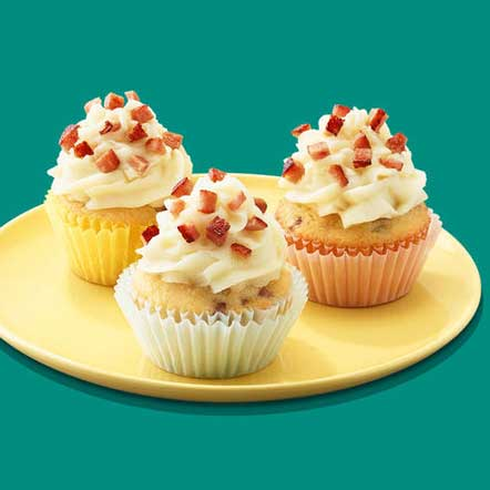 redneck party food spam cupcakes