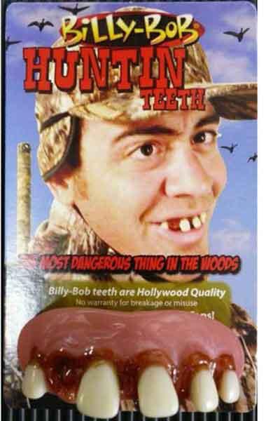 redneck billy bob teeth