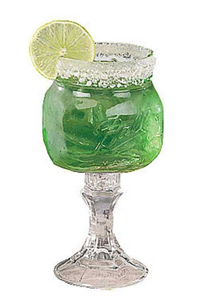 redneck margarita glass