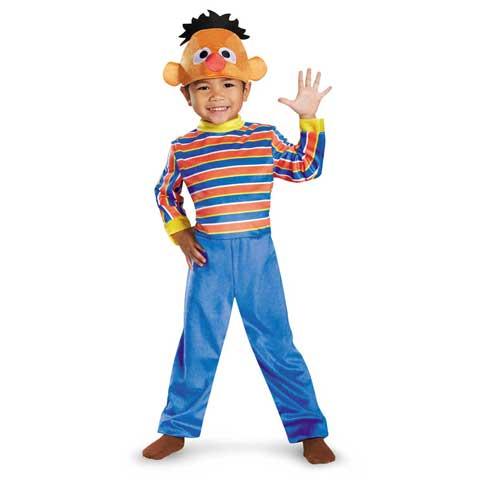 kids ernie costume