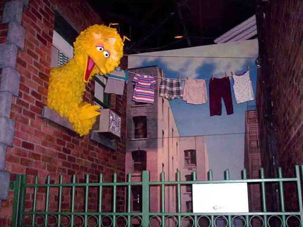 sesame street exhibition