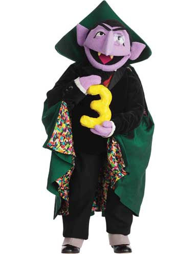 sesame street the count