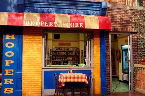 sesame street mr hooper's store