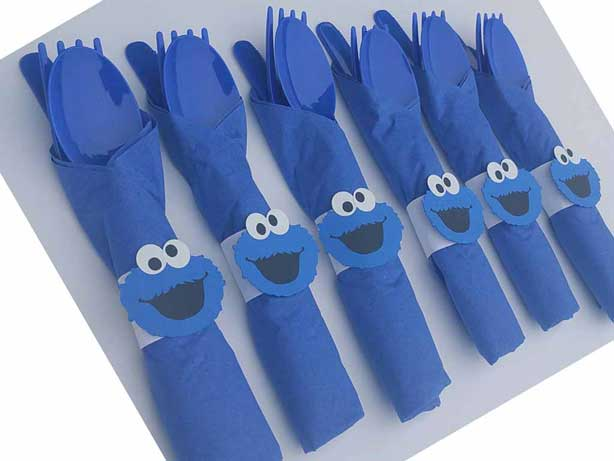 cookie monster cutlers