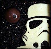 star wars birthday party stormtrooper bento box