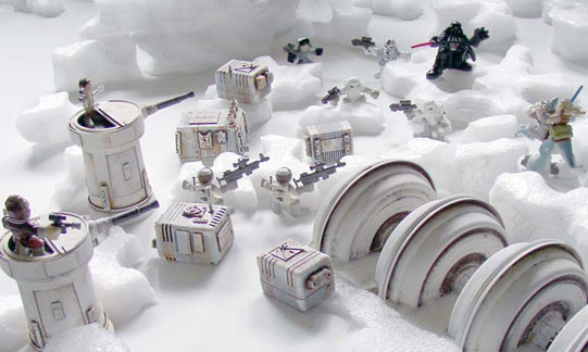 star wars party ideas hoth