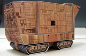 star wars party ideas sandcrawler