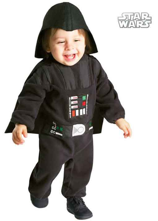 kids star wars costume darth vader