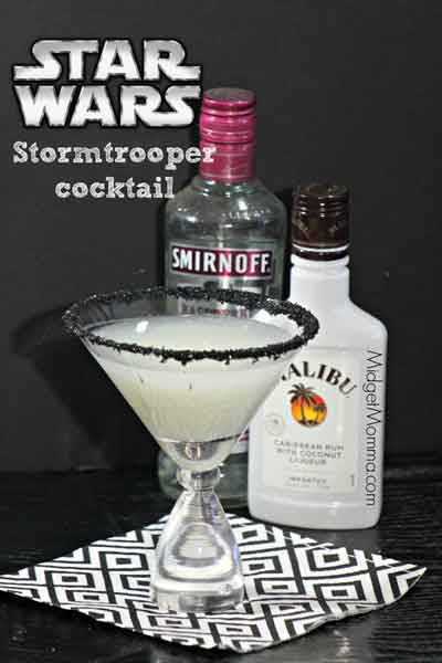 star wars stormtrooper cocktail