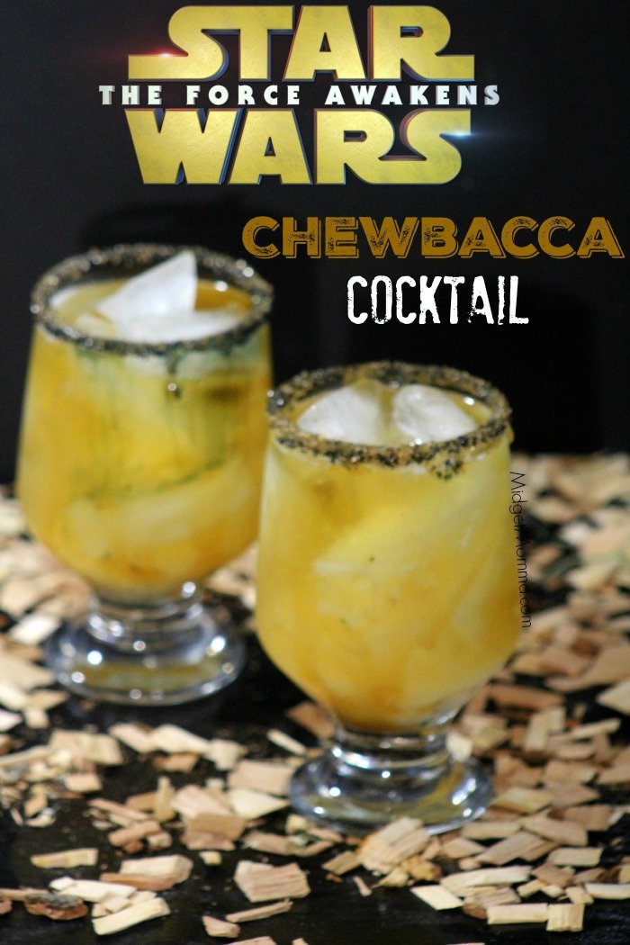 star wars chewbacca cocktail