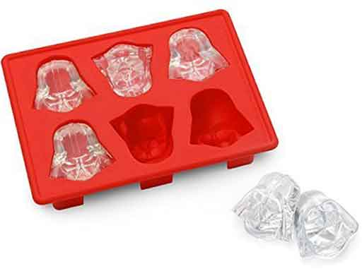 darth vader ice molds
