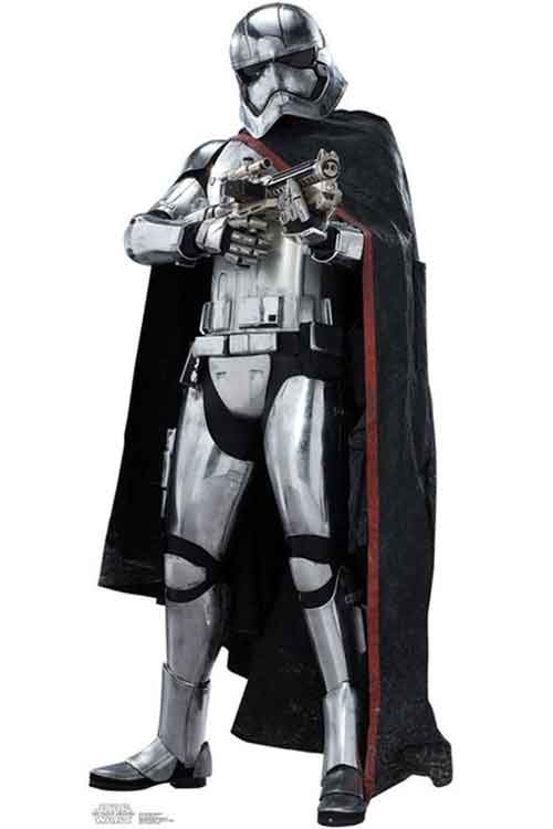 star wars stand up captain phasma