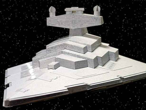 star wars papercraft star destroyer