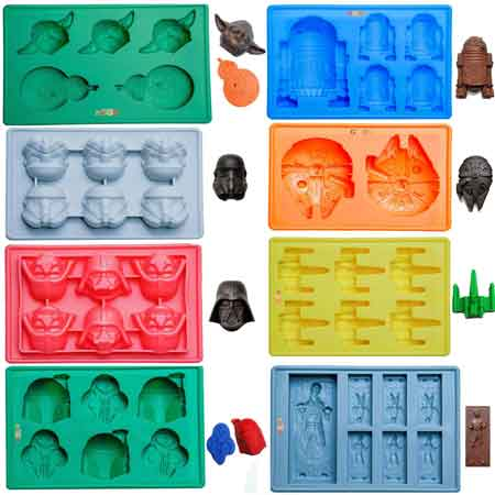 star wars molds