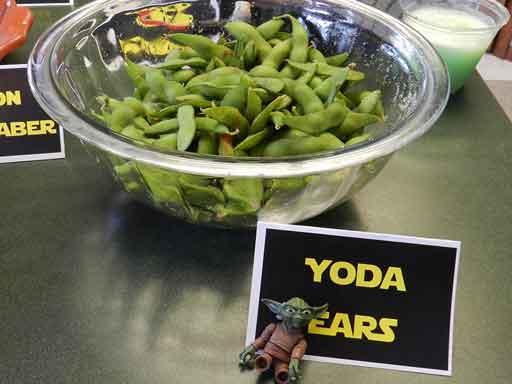 edamame yoda ears