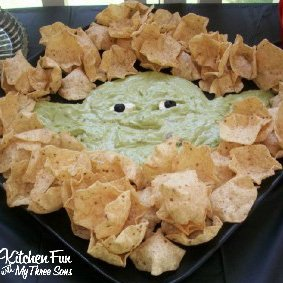 yoda chips and dips