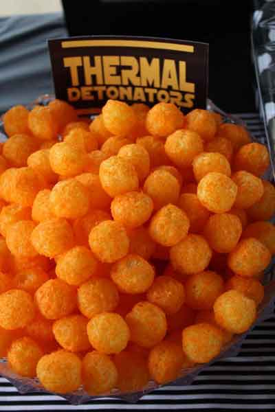 thermal detonators cheese puffs