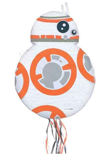star wars bb8 pinata