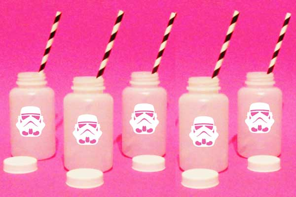 star wars drinks bottles