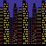cityscape scene setter