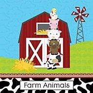 farm animals party theme